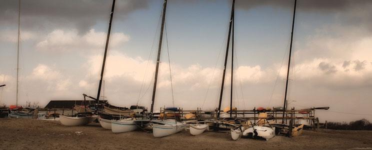 background slider boats
