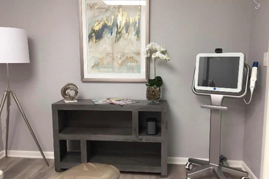 dental patient room